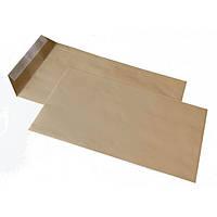 Конверт В4 (250х353мм) коричневый СКЛ (250 шт)