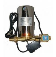 Насос повышения давления Cristal 15GRS–15 нерж.корпус + датчик протока