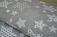 Детское постельное белье Звездный микс 1 (100% хлопок), фото 1