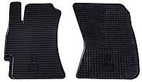 Резиновые передние коврики для Subaru Impreza III (GR) 2007-2011 (STINGRAY)