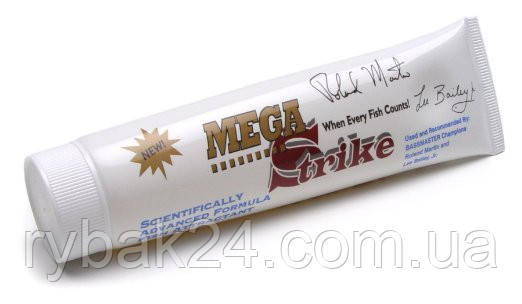 Аттрактант MegaStrike Fish Attractant Garlic Formula