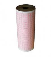 Бумага для ЭКГ, лента диаграммная рулон 110мм х 25м