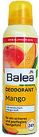Дезодорант DM Balea Deospray Mango 200мл.
