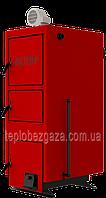 Универсальный котел на твердом топливе длительного горения Альтеп KT-2ЕN/NM 21 квт площадь обогрева до 210 м2