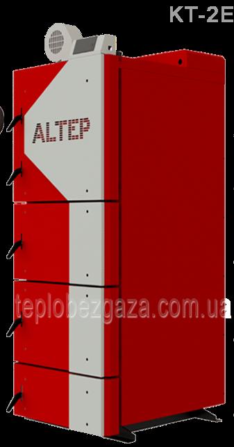 Универсальный твердотопливный котел на длительного горения Альтеп KT-2ЕN/(NM) 27 квт площадь обогрева до 270м2