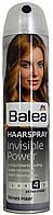 Лак для волос с ультра сильной фиксацией DM Balea Ultra Power 300мл.