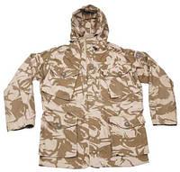 Куртка - парка камуфляж DDPM (ДДПМ, Сахара), Англия, Б/У