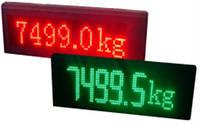 Дублирующее табло YHL -7R (160мм) + Бегущая строка