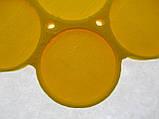Органайзер для набора бисера, 7 шт. на палитре Размер общий 89х82 мм., фото 2