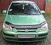Дефлектор капота (мухобойка) Hyundai Gets 2002- 2005