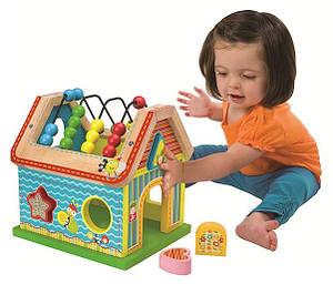 Развивающие игрушки и материалы