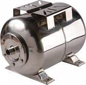 Гидроаккумулирующий бак  нержавеющая сталь 50 л