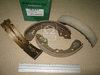 Колодка тормозной барабан. KIA SEPHIA (Производство PARTS-MALL) PLB-006