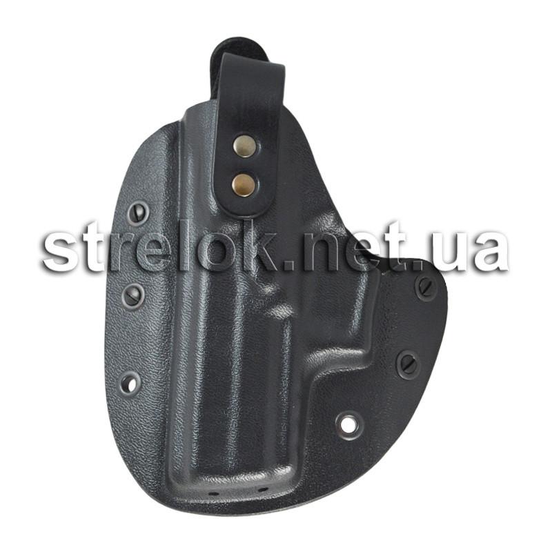 Кобура A-line для ПК9 Форт 17 поясная пластиковая (ЛЕВША)