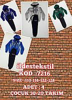 Спортивные костюмы для подростков мальчиков из Одессы  пр-во Турция 7216