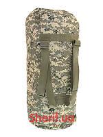 Армейский баул 65 литров (сумка-рюкзак) Digital ВСУ, 7829