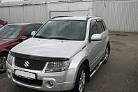Дефлектор капота (мухобойка) Suzuki Grand Vitara 2005-