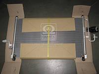 Конденсатор кондиционера CHEVROLET NUBIRA (J100) (Производство PARTS-MALL) PXNCC-001