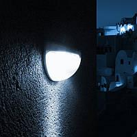 Светильник светодиодный на солнечной батарее 6 LED