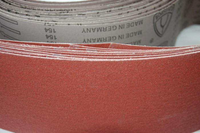 Шлифовальная лента Klingspor CS 310 Y F4G P100 150x2000