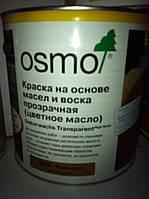 Масло-воск Осмо 0,75л 3138 Махагони, фото 1