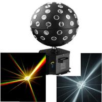 Разноцветный световой шар LED LED 034