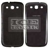 Задняя крышка батареи для мобильного телефона Samsung I9300 Galaxy S3, черная