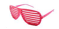 Солнцезащитные очки жалюзи женские Mannina