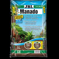 Грунт JBL Manado 5л (67023) - питательный красно-коричневый грунт для аквариума (4,3кг)