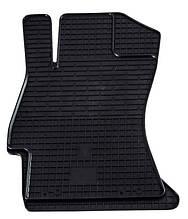 Резиновый водительский коврик в салон Subaru Impreza IV (GP, GJ) 2011- (STINGRAY)