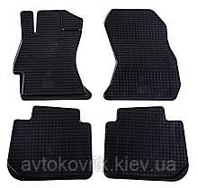 Резиновые коврики в салон Subaru Impreza IV (GP, GJ) 2011- (STINGRAY)