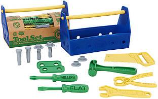 Green Toys набор инструментов голубой