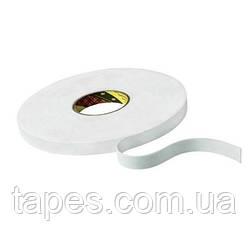 Вспененный скотч 3М 9536 (9мм х 66м х 1мм)