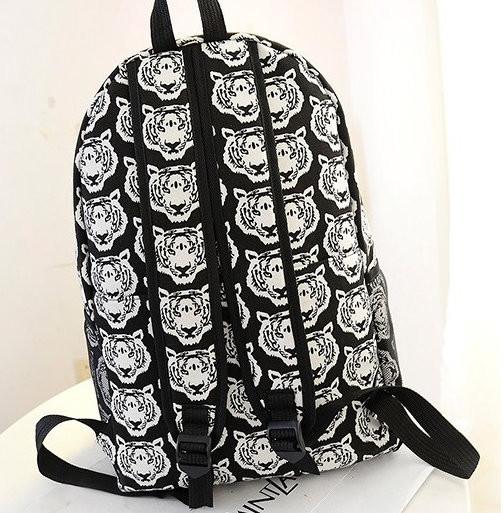 Школьный рюкзак с тигром