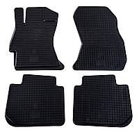 Резиновые коврики в салон Subaru XV 2011- (STINGRAY)