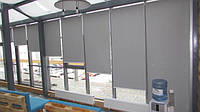 Рулонные шторы на окна – лучшая защита от жары