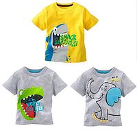 Яскраві футболки для хлопчиків