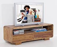 Тумба под телевизор из дерева 032
