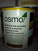 Масло-воск Осмо 2,5л 3138 махагони, фото 1