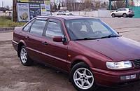 Дефлекторы окон (ветровики) Volkswagen Passat B3/B4 Sd 1988-1997