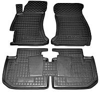 Полиуретановые коврики для Subaru XV 2011- (AVTO-GUMM)