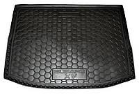 Коврик в багажник Subaru XV 2011- (AVTO-GUMM)
