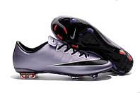 Мужские бутсы Nike Mercurial Vapor X FG, фото 1