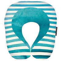 Дорожная подушка-подголовник морская оригинальный подарок на день рождения