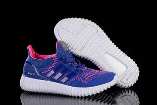 Кроссовки женские Adidas Yeezy Ultra Boost / ADW-993 (Реплика)