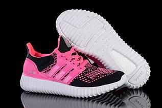 Кроссовки женские Adidas Yeezy Ultra Boost / ADW-994 (Реплика)