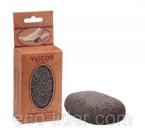 Педикюрная пемза Vulcan Grey Stone S size 84x44x32 мм (Испания)