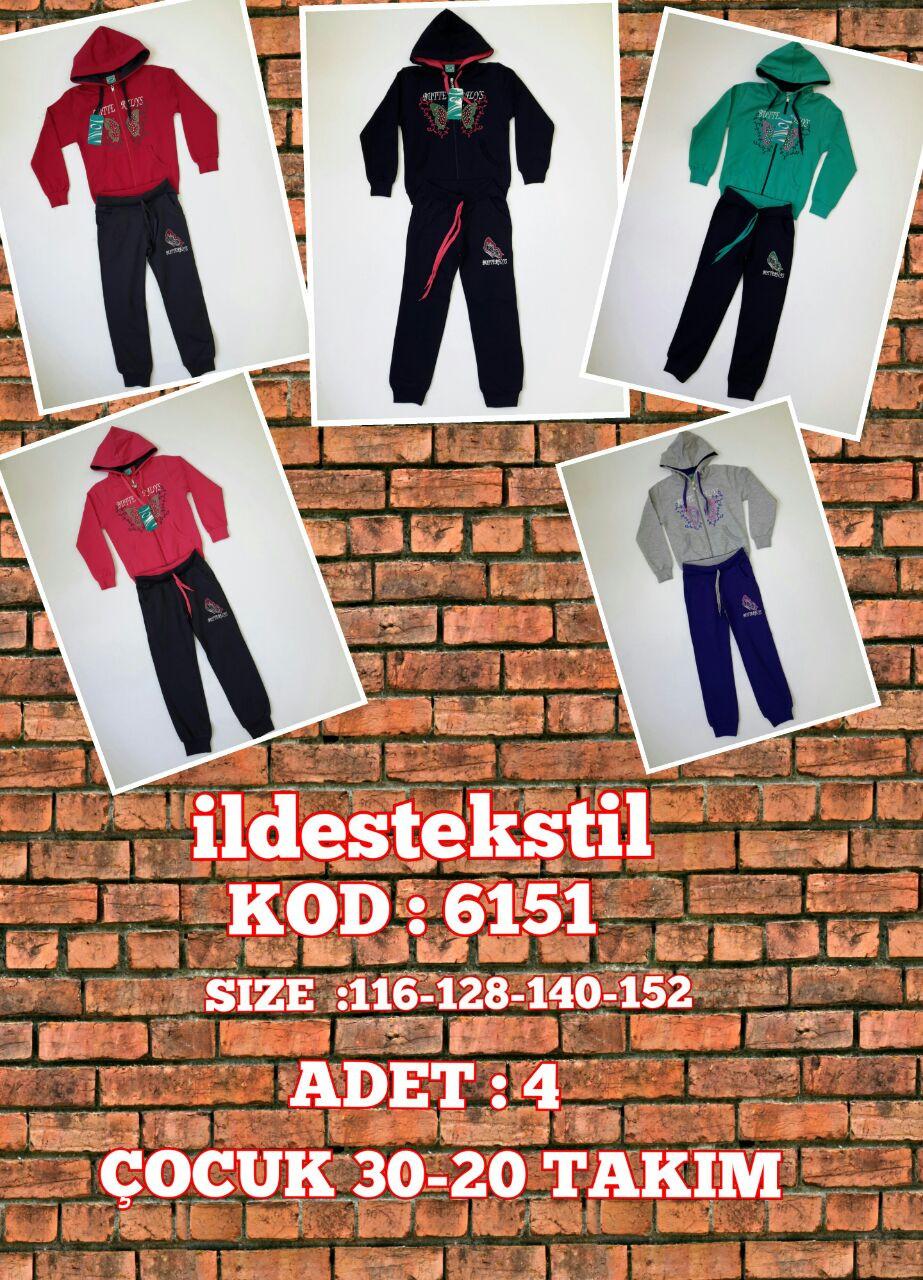 Детский спортивный костюм пр-во Турция 6151