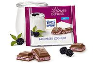 Шоколад Ritter Sport brombeer jogurt 100 г. Германия!