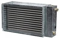 ВЕНТС НКВ 1000х500-3 - прямоугольный водяной нагреватель